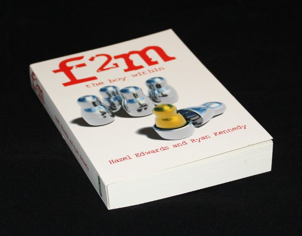 First copy of f2m (to arrive at my house)
