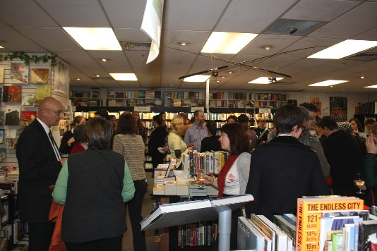 Crowd at Wellington launch of 'f2m: the boy within'